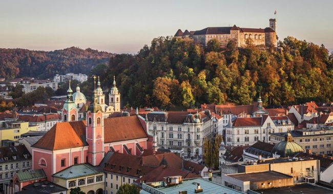slovenia is one of the best country for raising kids