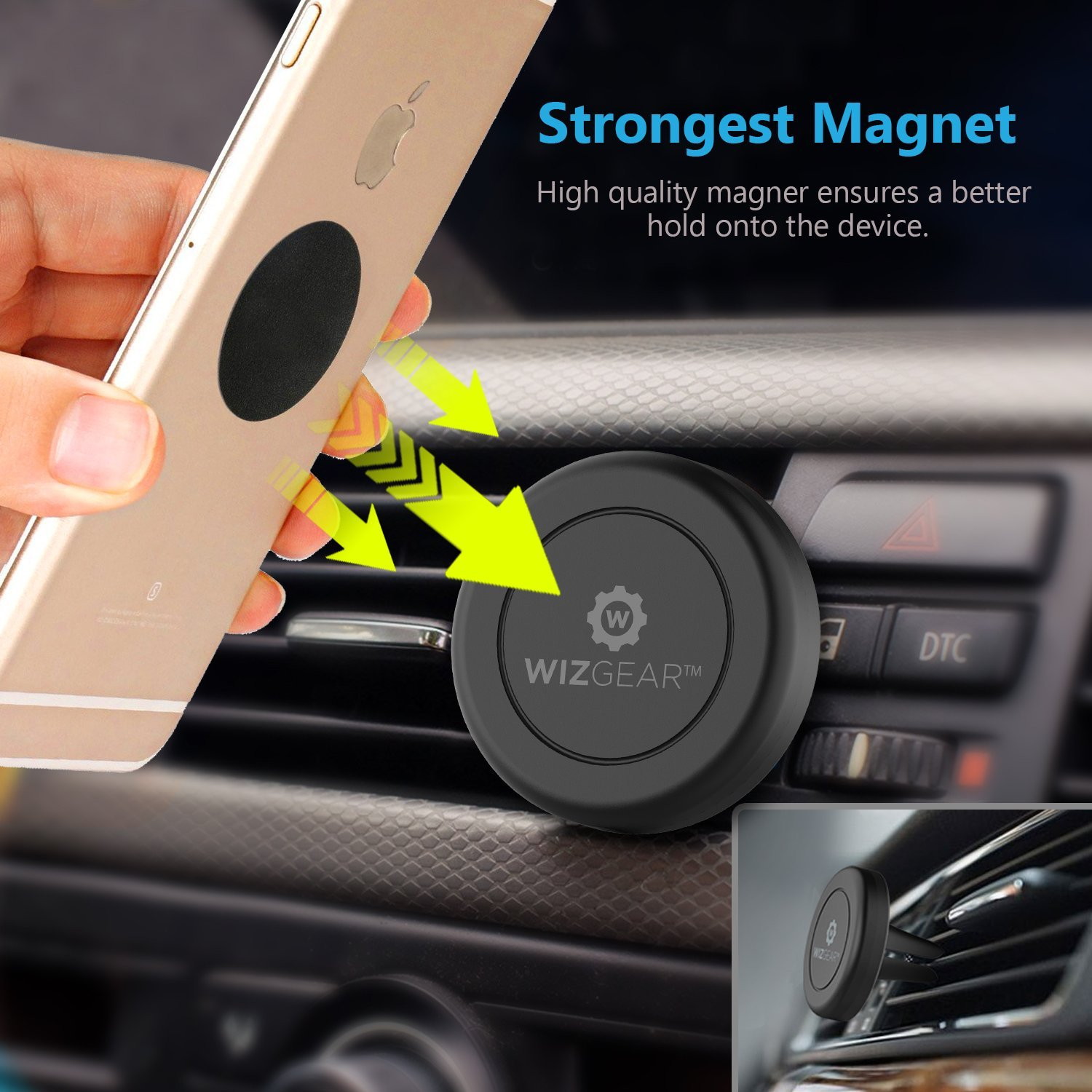 phone magnet for cars