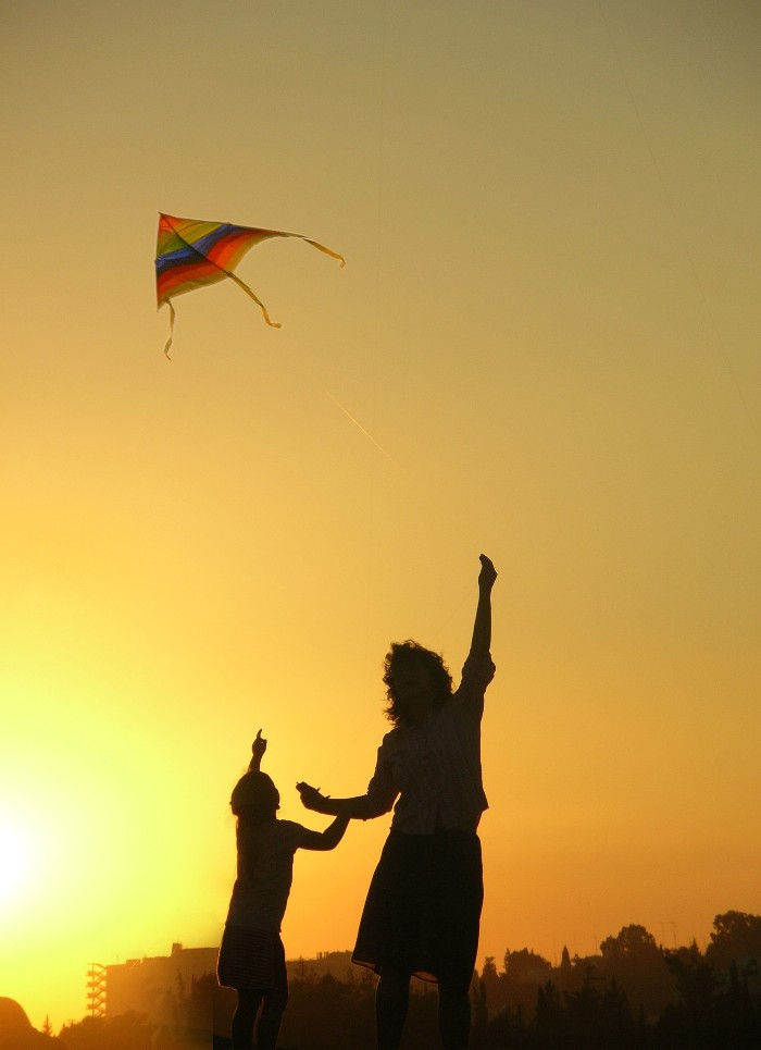 catching the wind make your own kite